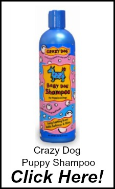 Crazy Dog Puppy Shampoo