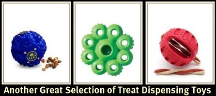 Dog Treat Toys