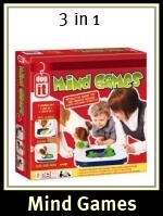 Dogit Mind Games 3 in 1 Interactive Smart Toy