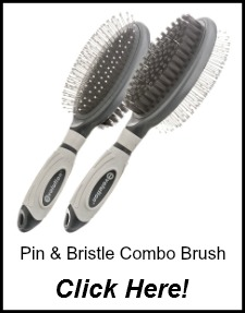 Pin Bristle Combo Pet Brush