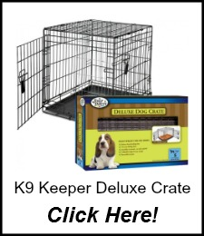 Four Paws Deluxe Crate