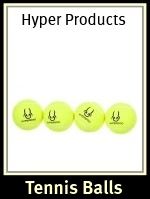 Hyper Products Tennis Balls
