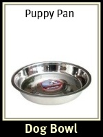 Puppy Pan Dog Bowl