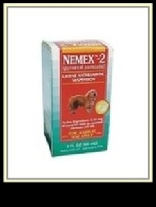 Nemex 2 Puppy Wormer