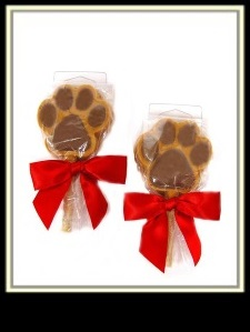 Pet Holiday Frosted Bones