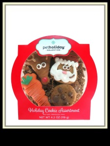 Pet Holiday Cookie Assortment Dog Treats