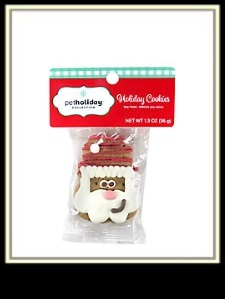 Pet Holiday Santa Dog Treats