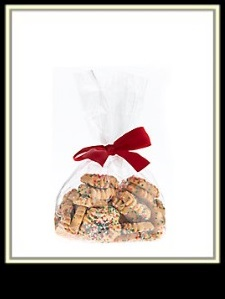 Pet Holiday Sprinkle Cookies
