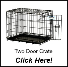 Precision Pet Two Door Crate
