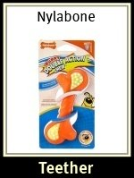 Nylabone Double Action Chew for Puppies