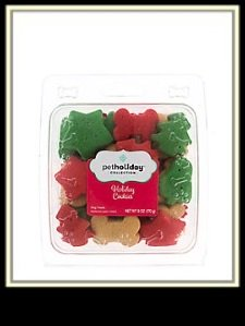 Pet Holiday Cookies