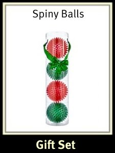 Spiny Dog Ball Gift Set
